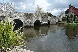 Little Brosna River - Little Brosna River at Riverstown