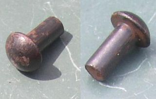 Rivet Permanent mechanical fastener