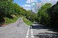 Road junction east of Abercegir - geograph.org.uk - 1314235.jpg