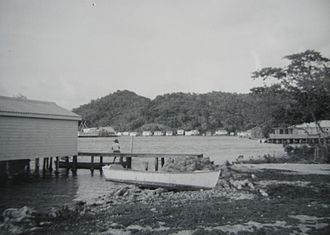 Roatán - Oak Ridge in the 1960s
