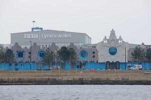 Porth Teigr - BBC Roath Lock studios