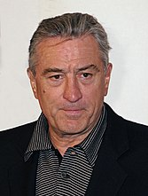 De Niro at a film premiere in 2008