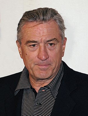 300px Robert De Niro 2 by David Shankbone Robert De Niro Looking Great at Doha Tribeca Film Festival