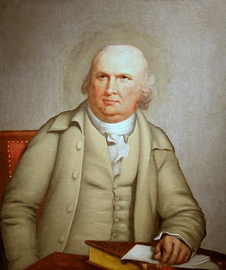 Confederation Period - Robert Morris served as Superintendent of Finance from 1781 to 1784