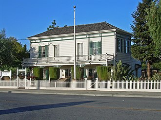 Willow Glen, San Jose - The Roberto-Suñol historical site