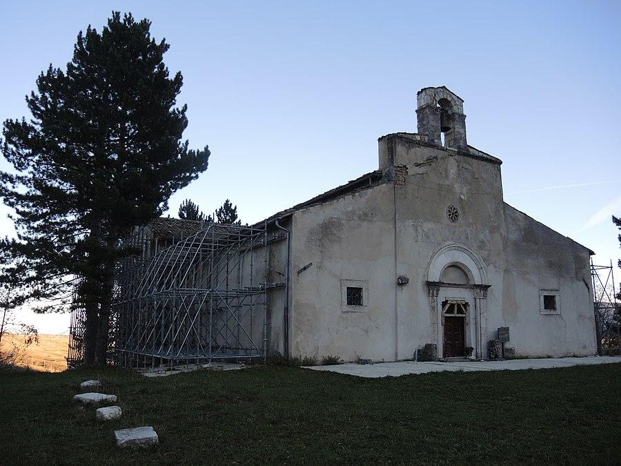 Abbey of Santa Lucia