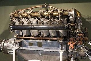 Rolls-Royce Eagle V-12 piston aircraft engine