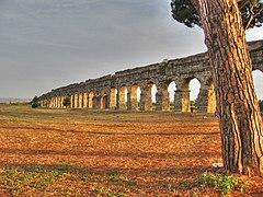 Roma-parco degli acquedotti03