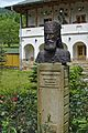 Romania Putna Statue Visarion Puiu1.jpg