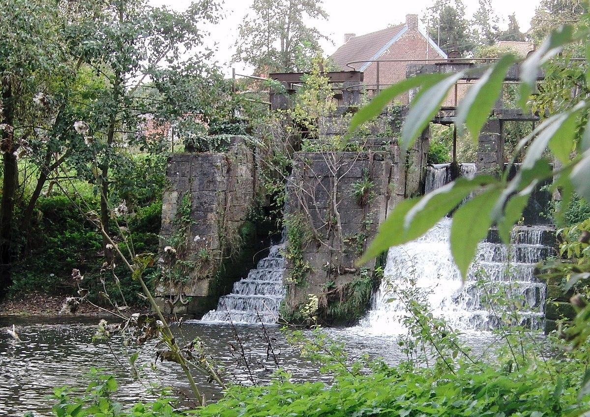 Rombies et marchipont wikidata for Moulin de la housse