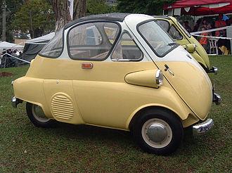 Isetta - Brazilian made Romi-Isetta