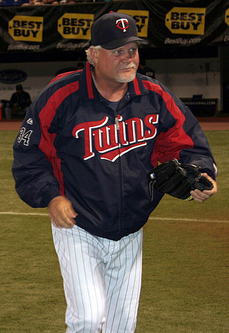 Major League Baseball Manager of the Year Award - Ron Gardenhire (2010 AL Manager of the Year).  Gardenhire had previously finished as the runner-up for the award five times, tied for the most with Tony LaRussa.