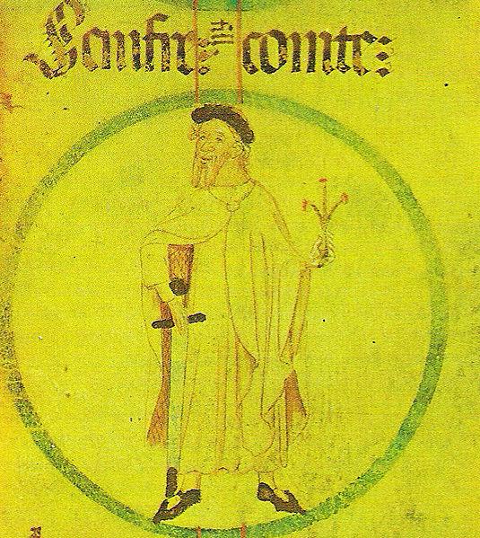 Conde Suniario I, conde de Barcelona.