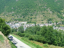 A general view of Rouze