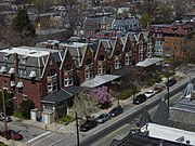 Row Houses, West Philly