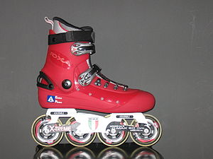 Inline skating - Inline skate