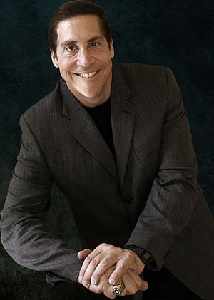 Roy Firestone - Firestone in July 2009