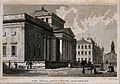 Royal Institution, Manchester, England. Line engraving by R. Wellcome V0013920.jpg