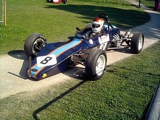 Royale Racing - Royale RP21 (1975) at Crystal Palace circuit, sprint meeting, 2012