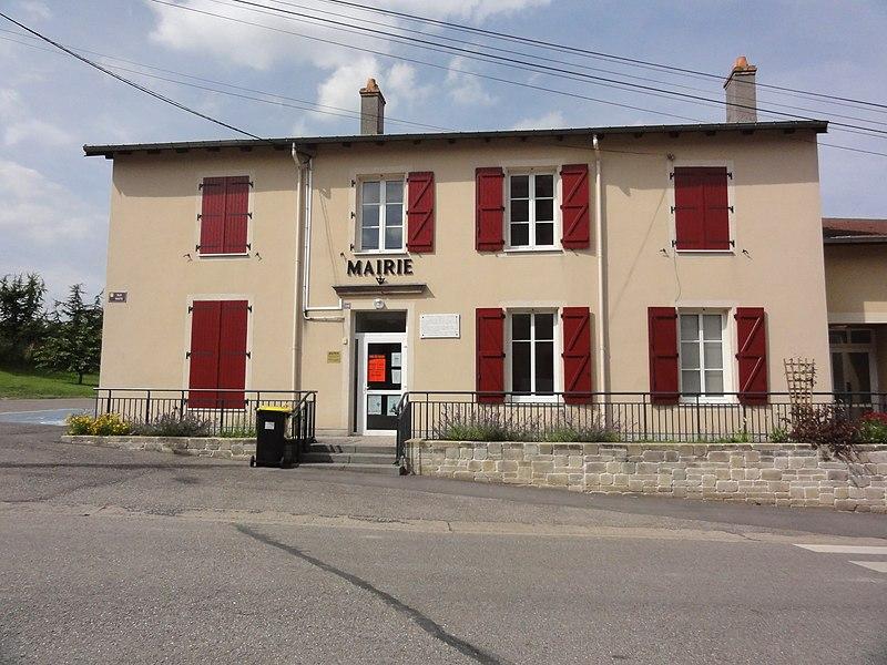 Rozelieures (M-et-M) mairie