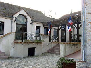 Rubelles Commune in Île-de-France, France