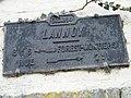 Rue, Somme, Fr, plaque de cocher, vers Forest-Montiers.jpg
