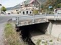 Rue Principale Verkehrskreisel-Brücke (Bachdurchlass) über die Birs, Pontenet BE 20181006-jag9889.jpg