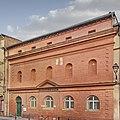 Rue du Prieuré (Toulouse) - N°8 maison de charité de la Daurade ; école maternelle Lakanal.jpg
