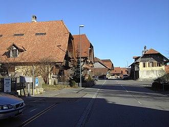Rüeggisberg - Image: Rueeggisberg BE