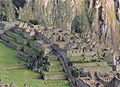 Ruins of Machu Picchu Inca empire Peru.jpg