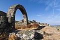 Ruins of St. Johns Chapel, Castle of Monsanto, Portugal.jpg