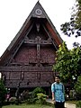 Rumah Bolon (the traditional house of Batak Toba).jpg
