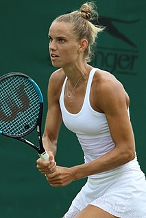 Arantxa Rus Dutch tennis player