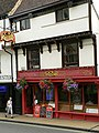 Russells Restaurant, Coppergate, York - geograph.org.uk - 1475040.jpg