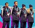 Russian biathlon team Lausanne 2020.jpg