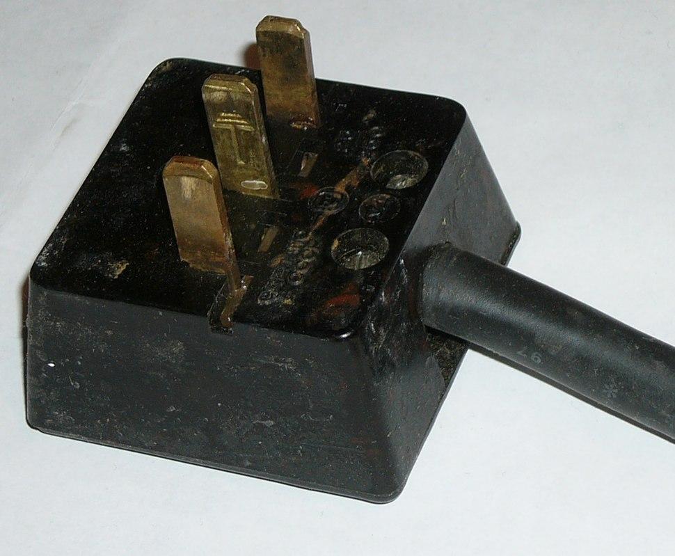Russian stove plug