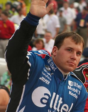 2007 Coca-Cola 600 - Ryan Newman had the thirty-ninth pole position of his career.