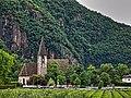 Südtirol, Auer, St. Peterskirche.JPG