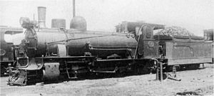 1922 in South Africa - Class NG5