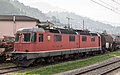 "SBB Re620 Nr. 11602 ""Morges"" in Bellinzona.jpg"