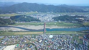 Shimanto, Kōchi (city) - View of Shimanto City