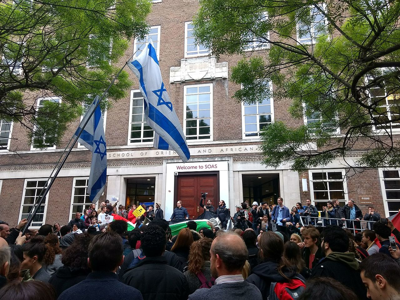 SOAS BDS demonstration 27 April 2017 04.jpg