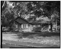 SOUTH FRONT; VIEW TO NORTH - Oak Creek Historic Complex, Ranger's House, Springdale, Washington County, UT HABS UTAH,27-SPDA.V,4C-1.tif