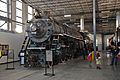 SP&S 700 inside the Oregon Rail Heritage Center, 2013.jpg