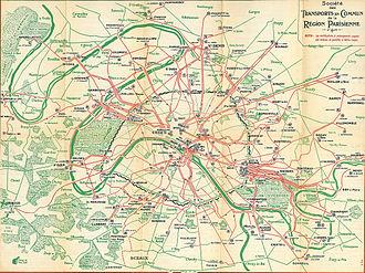 Société des transports en commun de la région parisienne - Wikiwand