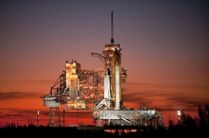 STS-129 Atlantis Ready to Fly - edit1