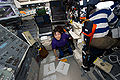 STS-131 flight day two activities Yamazaki.jpg
