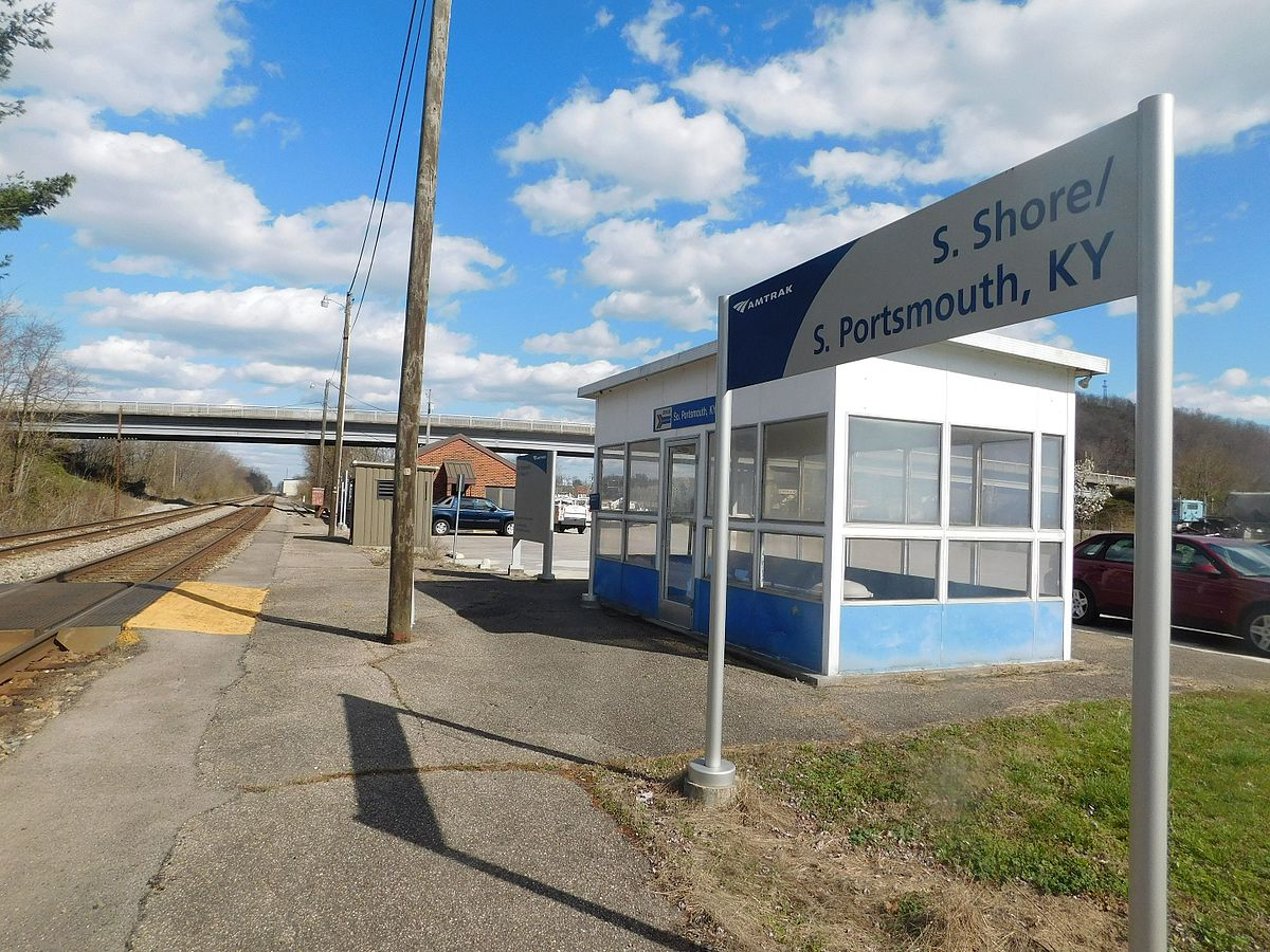 South Portsmouth–South Shore station - Wikipedia