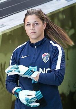 Sabrina DAngelo Canadian association football player