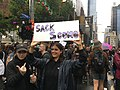 Sack Scomo - Climate Emergency Bushfires rally Melbourne 10 Jan 2019 - IMG 4902.jpg
